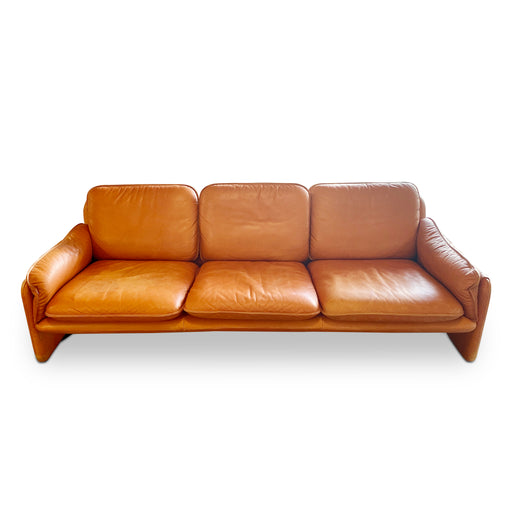 DS-61 Leather Sofa by De Sede