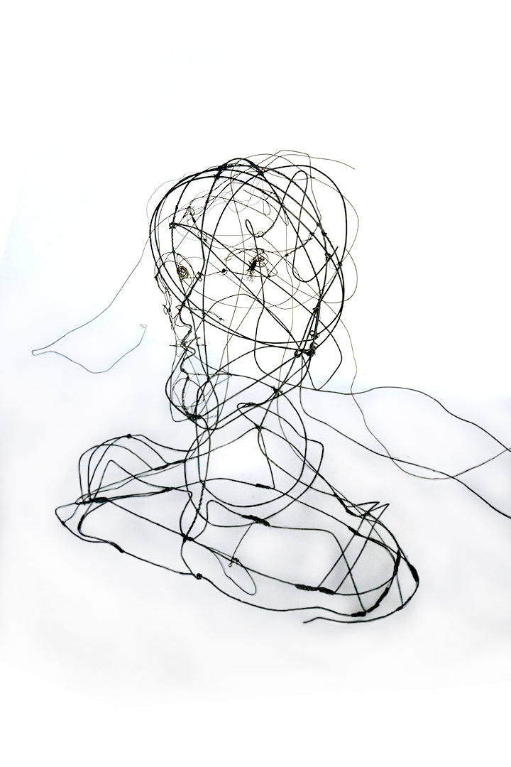 Wire Figure Art