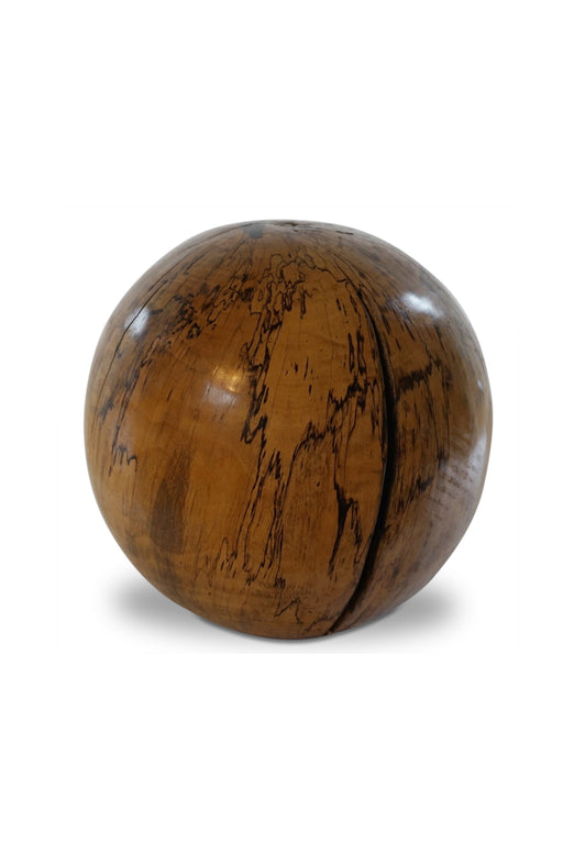 Spalted Maple Sphere
