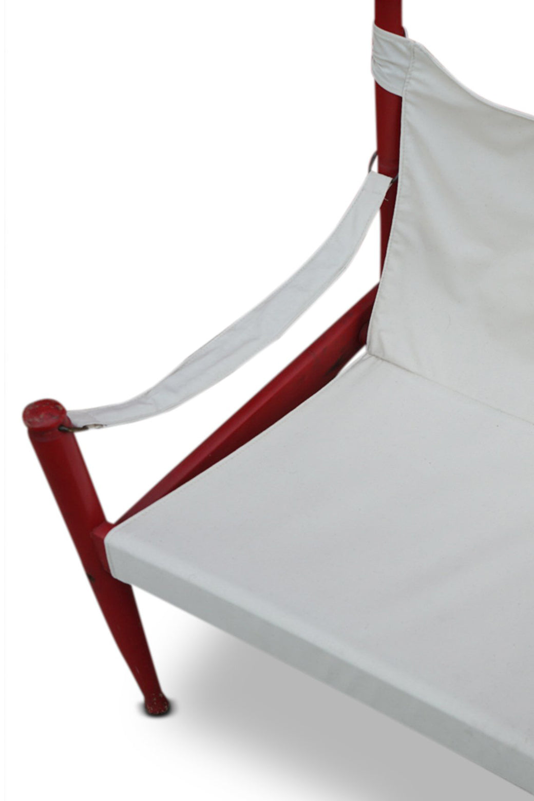 Safari Style Sling-Back Chair