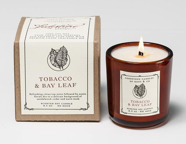 Tobacco & Bay Leaf