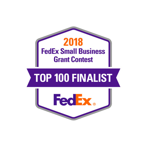 FedEx Small Business Grant Contest Finalist