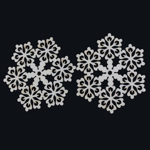 Wooden-Ornament-Snowflake
