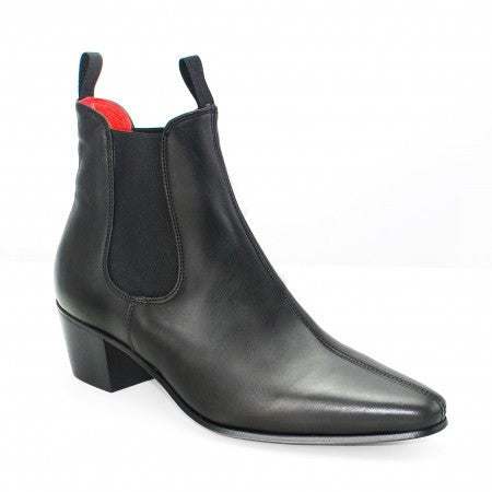 Original Chelsea Boot - Black Calf Leather