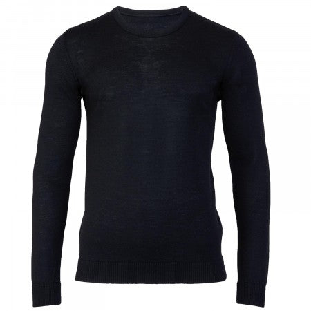 Eddie Black Crew Jumper