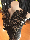 Vintage Couture 1950's Lace Top
