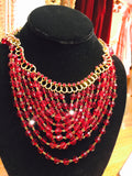 1940's Deco Necklace