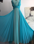 1960's Long Vintage Gown
