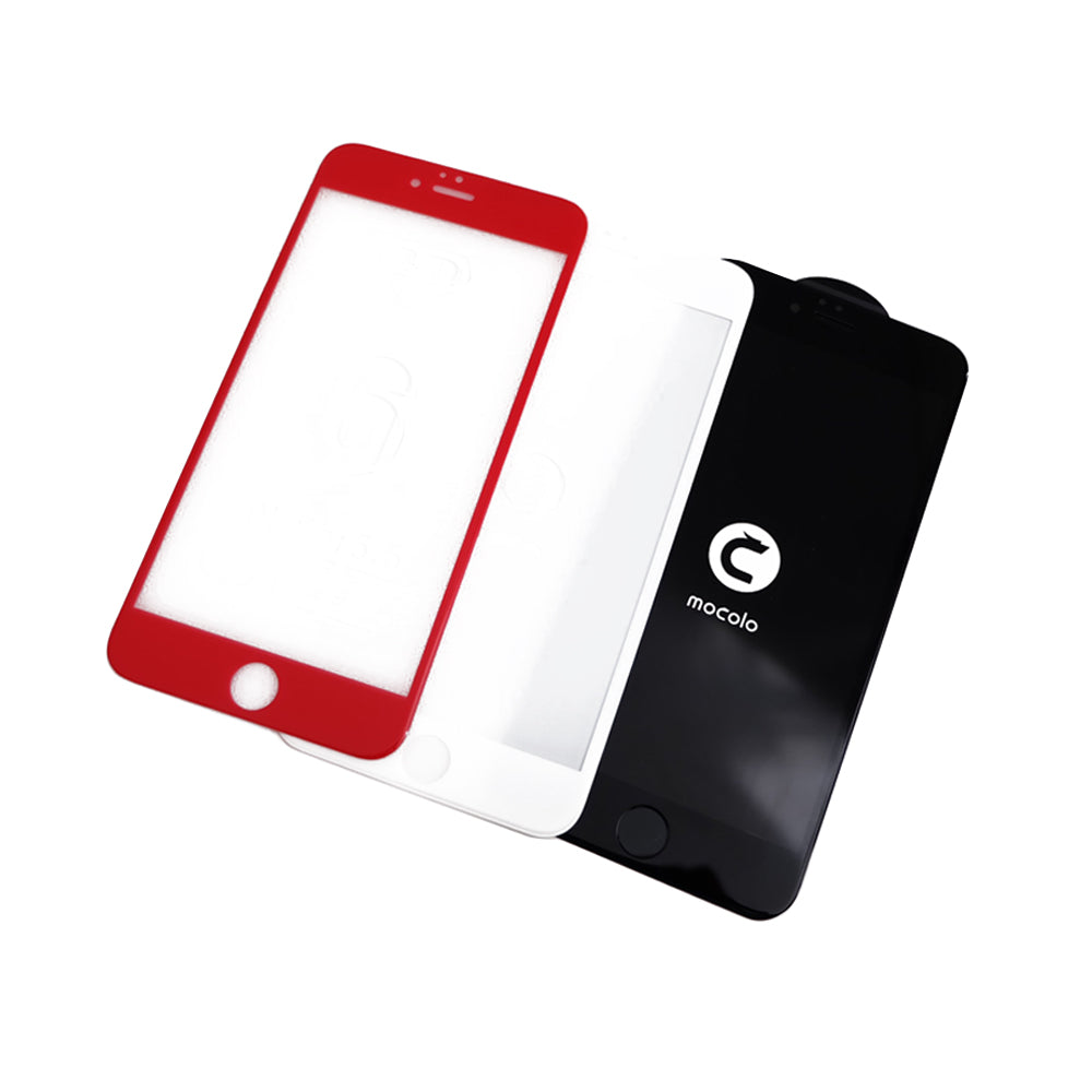 Tempered Glass 3D Full Cover for iPhone