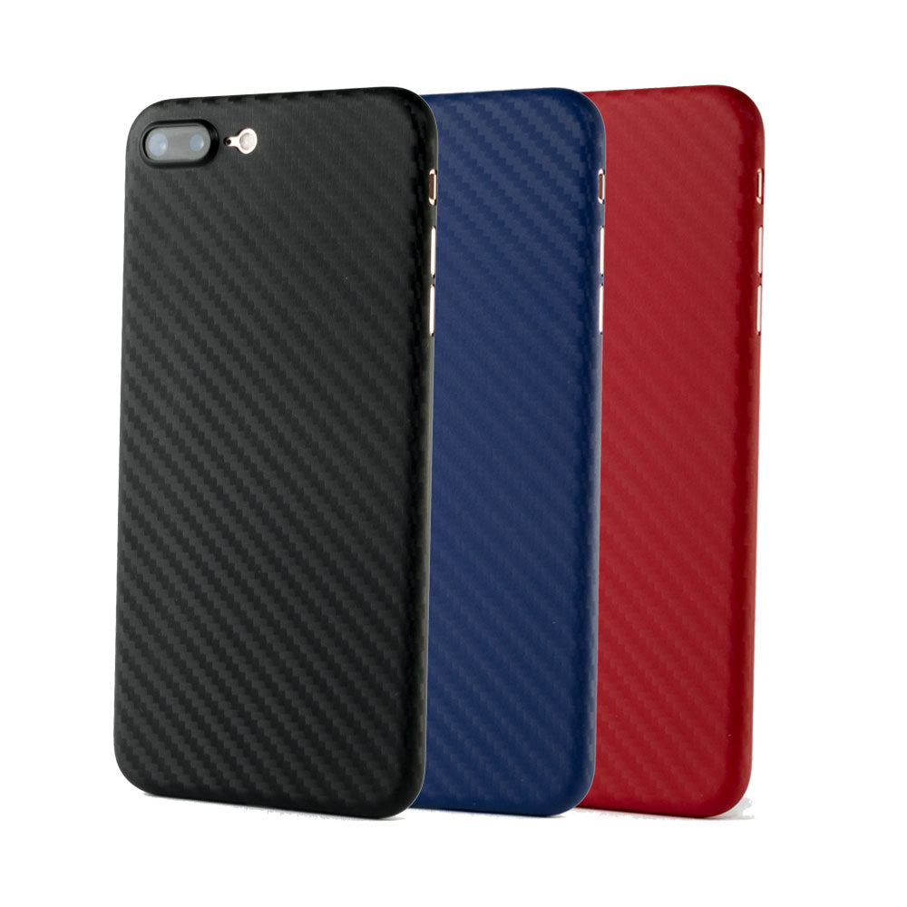 iPhone 8 Plus Case Satin Aero Carbon