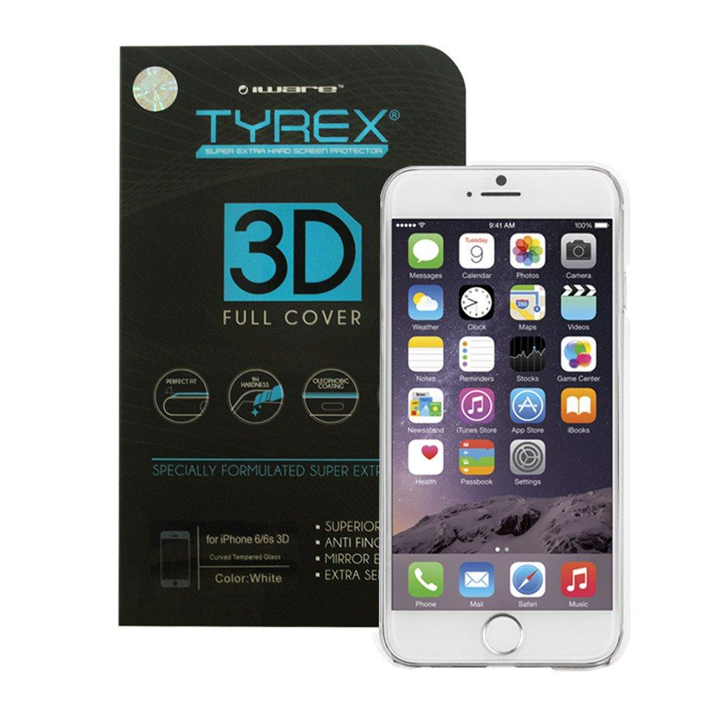 Tyrex Tempered Glass Screen Protector for iPhone