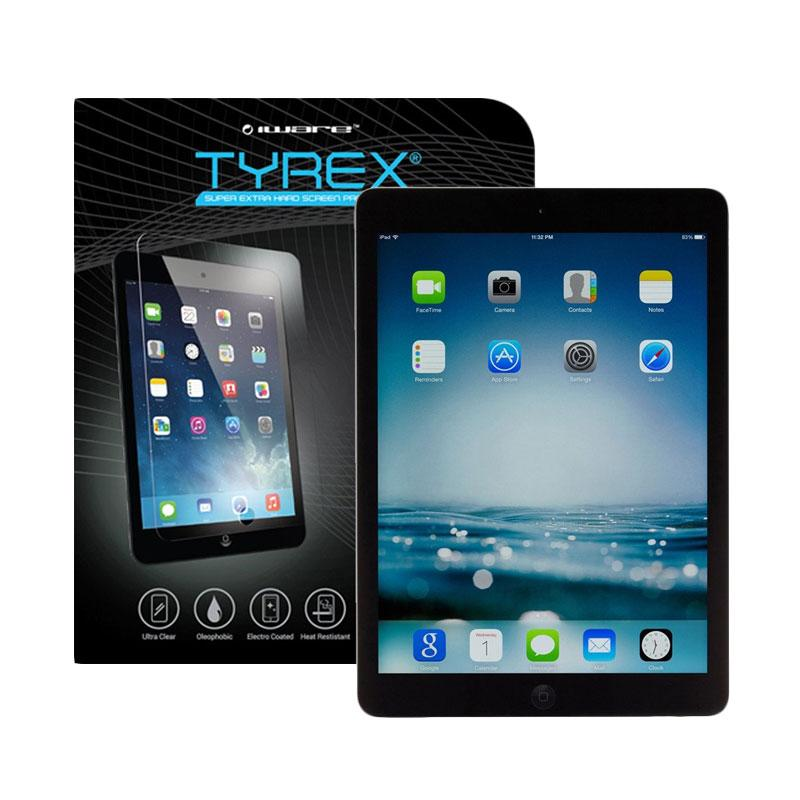 Tyrex Tempered Glass Screen Protector for iPad
