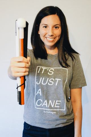 "Original ""It's Just A Cane"" Unisex Tee"