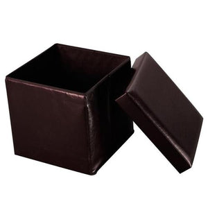 Furniture - Folding Pets Toy Storage Ottoman