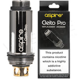 Aspire Cleito Pro Replacement Vape Coils - Vapolino UK