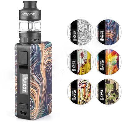 Aspire Puxos 21700 Vape Kit - Vapolino UK