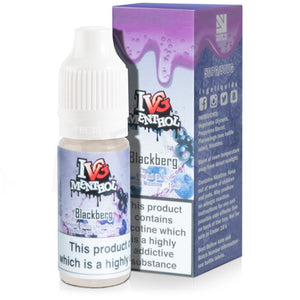 Blackberg E-Liquid by I VG 50/50 - Vapolino UK