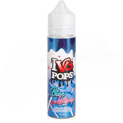 Blue Lollipop E-Liquid by IVG 50ml - Vapolino UK