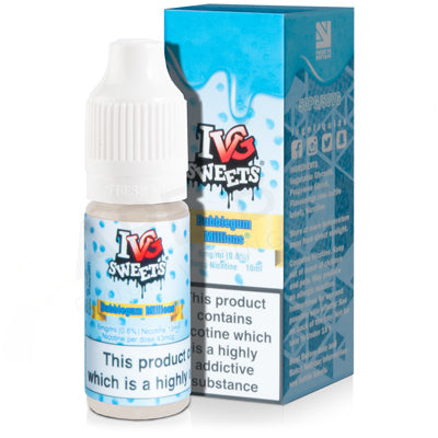 Bubblegum Millions E-Liquid by IVG 50/50 - Vapolino UK