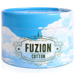 Fuzion Cotton by Evolution Vaping - Vapolino UK