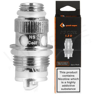 Geek Vape Flint Kit NS Coils - Vapolino UK