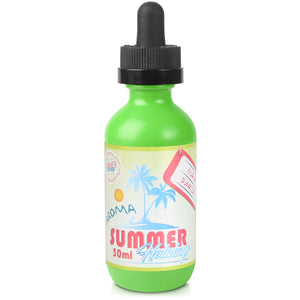 Guava Sunrise E-Liquid by Summer Holidays 50ml - Vapolino UK