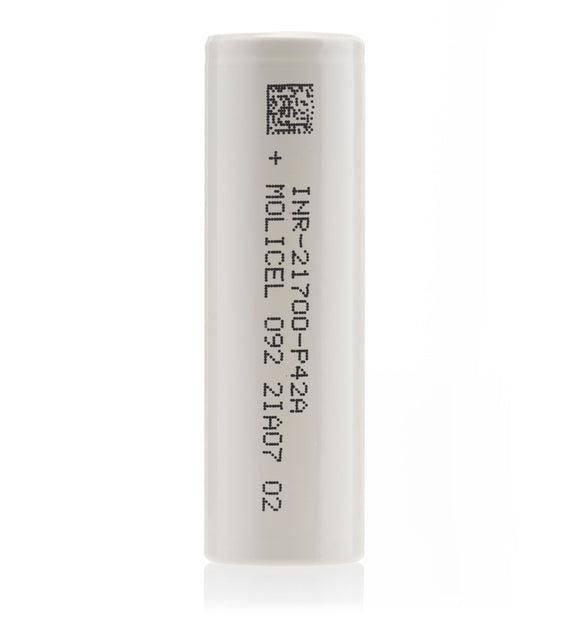 MOLICEL P42A 21700 4200mAh Battery - Vapolino UK
