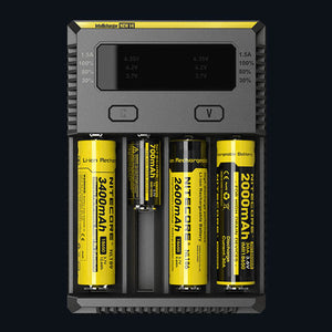 NITECORE NEW I4 Battery Charger - Vapolino UK