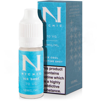 Nic Nic Ice Nicotine Shot by My Vapery - Vapolino UK