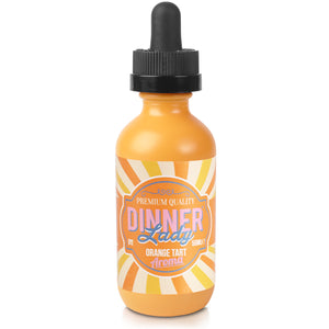 Orange Tart E-Liquid by Dinner Lady 50ml - Vapolino UK