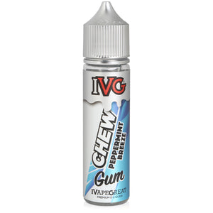 Peppermint Breeze E-Liquid by IVG Chew 50ml - Vapolino UK