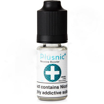 PlusNic 70 VG Nicotine Booster Shot by SVC - Vapolino UK