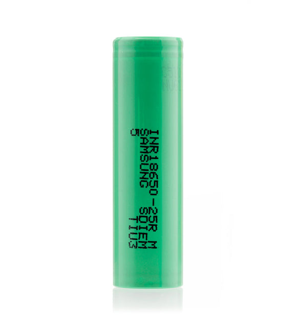 SAMSUNG 25R 18650 Battery - Vapolino UK