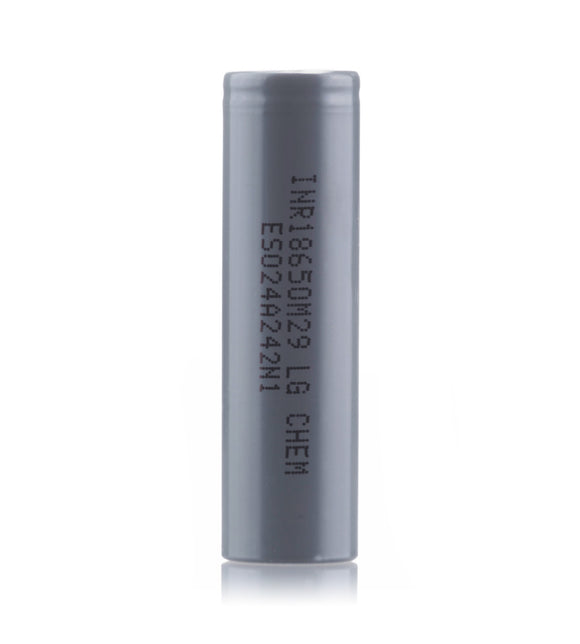 LG M29 18650/2850mAh/10A Battery - Vapolino UK