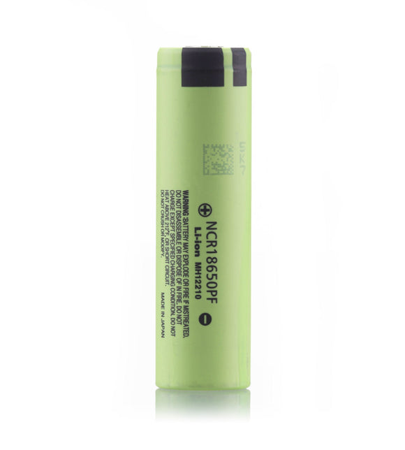 Panasonic NCR18650PF 3000mAh/10A-Flat Top - Vapolino UK