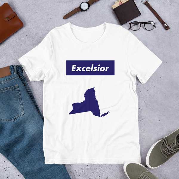NY State Motto: Excelsior