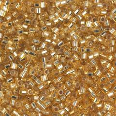 10DC-042  Silver lined gold - 7.6g