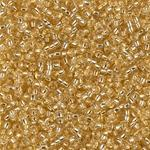 11-002S  Silver lined light gold - 35g