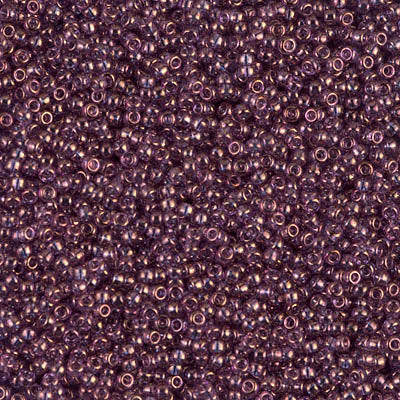 15-312  Amethyst gold luster - 10g