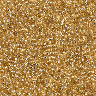 15-003  Silver lined gold - 10g