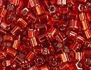 8C-011 Silver lined ruby red - 35g