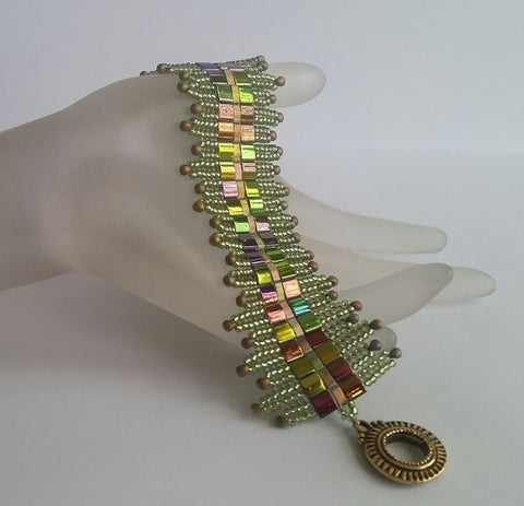 ADCK-003 Art Deco Crowns - Mardi gras