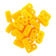 BRC-93100  Opaque sunflower yellow - 50 beads