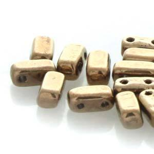 BRC-B23980  Metallic bronze - 50 beads