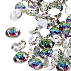 CCB86-30/28102 Backlit utopia / oval - 25 beads