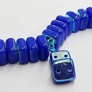 CHX06-33050/28701  Royal blue AB - 25 beads