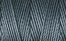 CLC-CHA  Charcoal - 0.5mm cord (92 yards)