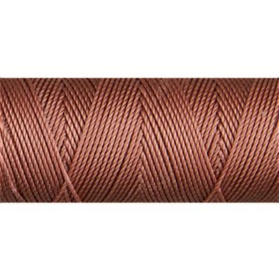 CLT135-CPR Copper rose - 0.4mm cord (50 yds)