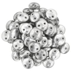 CML-27000  Galvanized silver - may rub off - 50 beads
