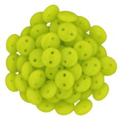 CML-84020  Opaque chartreuse - 50 beads